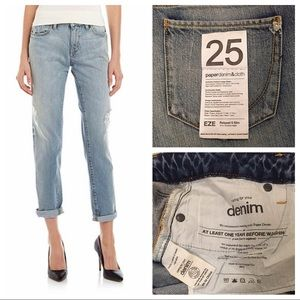 HP✨ Paper Denim & Cloth EZE Relaxed 5 Slim Jeans